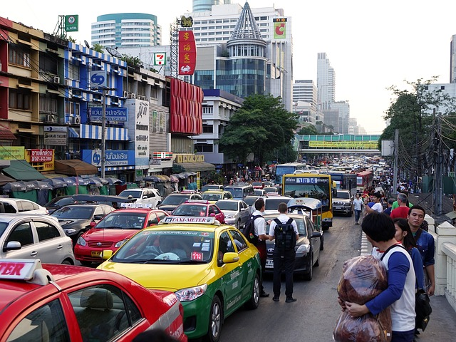 Taxi and Traffic